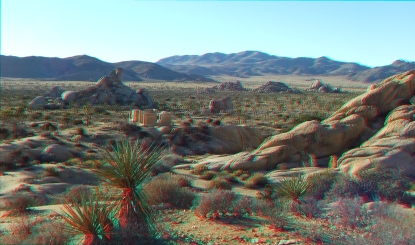 3D Anaglyph Ryan Ranch (use red-cyan glasses)