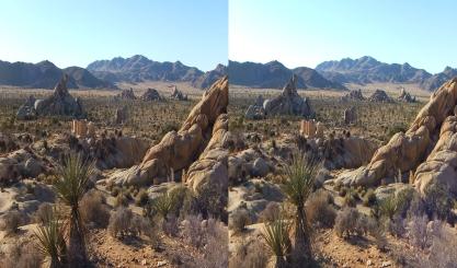 3D Half-SBS Ryan Ranch (3D TV only)