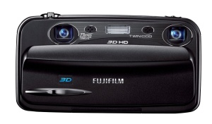 Fuji FinePix 3D W3 Digital Camera