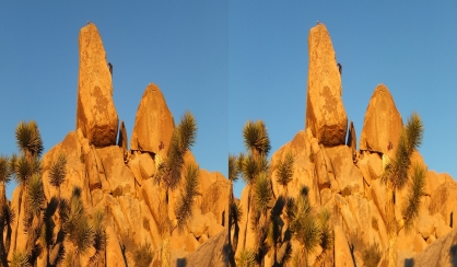 3D H-SBS Headstone Rock (3D TV only)