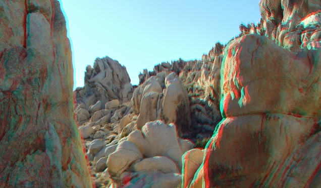 """""""Friable Rock"""" inside cathedral"""