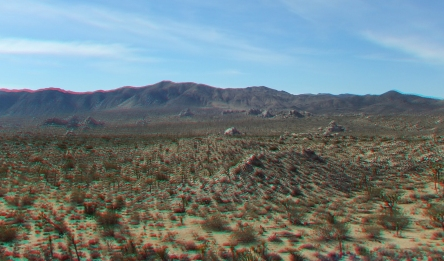 """The Galapagos"" with Lost Horse Mtn. behind"