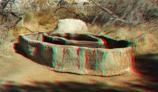Self-regulating watering trough