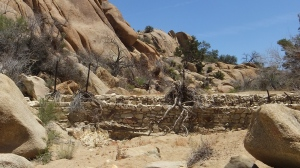 Desert Queen Mine dam