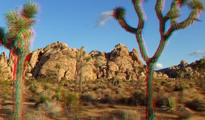 Parking Lot Rocks Joshua Tree 3DA 1080p DSCF2252