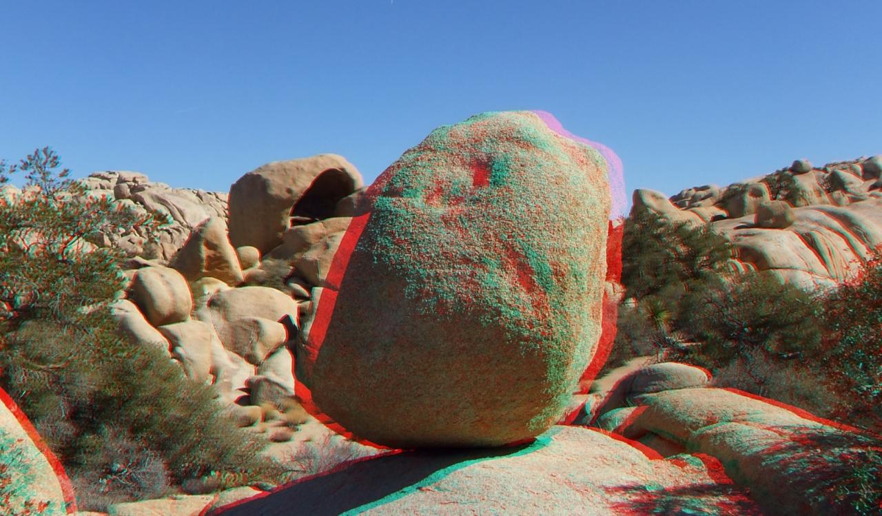 Wonderland of Rocks Hooded Rock 3DA 1080p DSCF1822