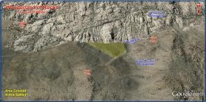 Wonderland Far East Hillside 02d black rock zone
