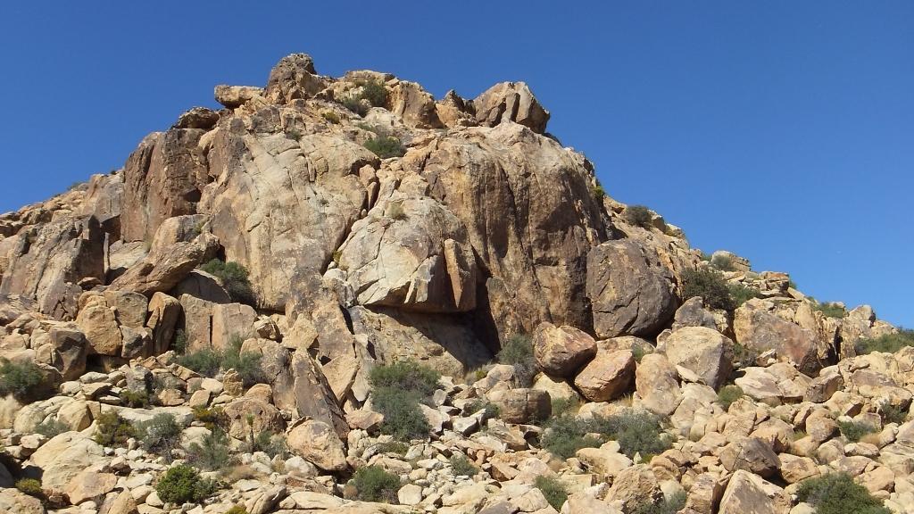 Small World Crag/Cliff