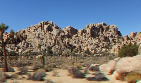 Roadside Rocks Joshua Tree 3DA 1080p DSCF1366