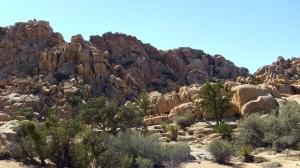 The Land That Time Forgot, west side of Roadside Rocks
