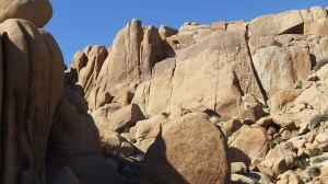 Cunning Rock southeast face DSCF6026