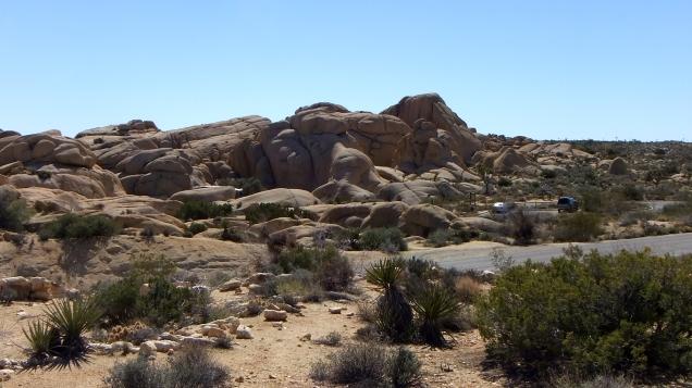 Jumbo Rocks Conans Corridor trail DSCF0769