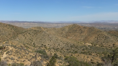 Black Rock Hi-View Trail DSCF3617