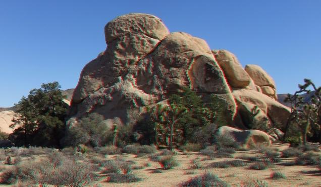 Dinosaur Rock, north face