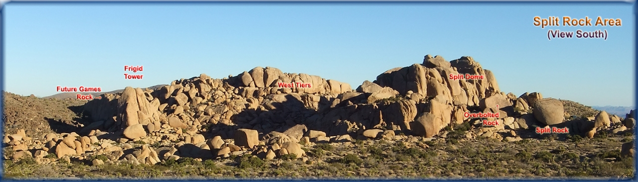 Split Rock 02 DSCF9234 formations map