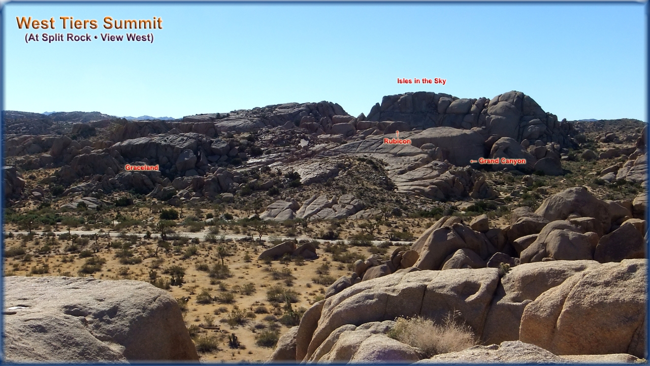 Split Rock 06 DSCF8797 West Tiers Summit