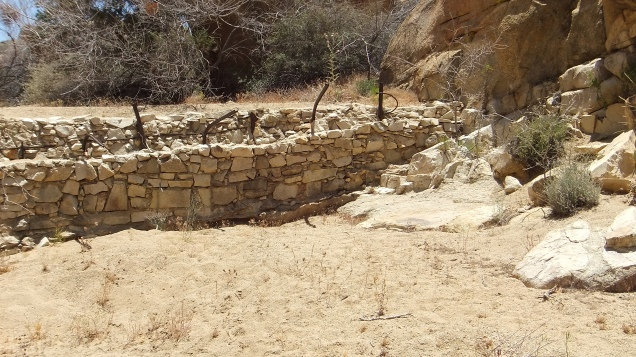 Desert Queen Mine dam DSCF4168