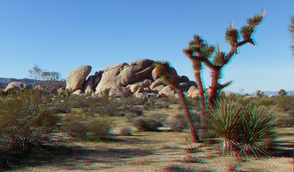 Campground Joshua Tree NP 1080p 3DA DSCF5756