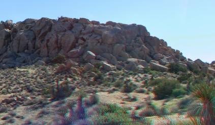 Zebra Cliffs Joshua Tree NP 1080p 3DA DSCF5691