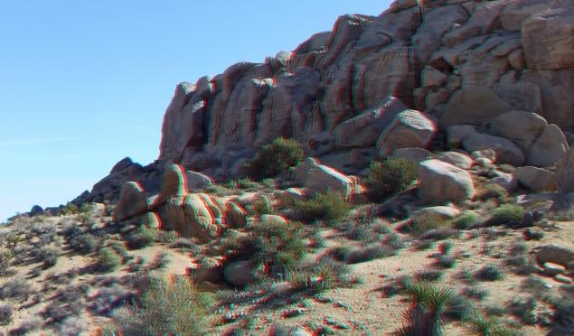 Zebra Cliffs Joshua Tree NP 1080p 3DA DSCF5700