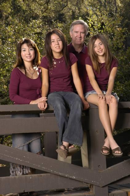 Dennis Nowicki Family 2005