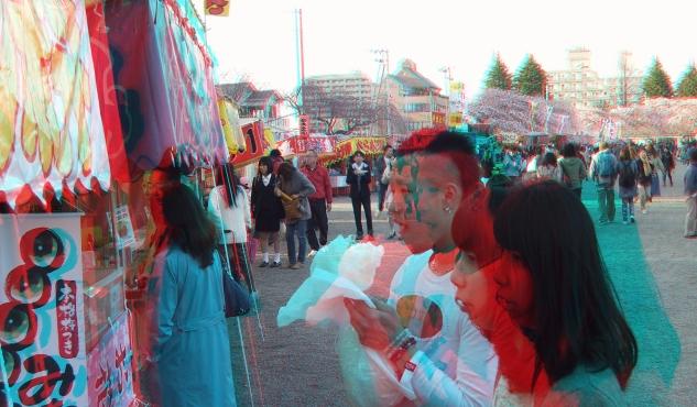 Sendai 2013 Cherry Blossoms 3DA 1080p DSCF0049