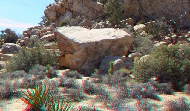 Texas Rock Joshua Tree NP 1080p 3DA DSCF5343
