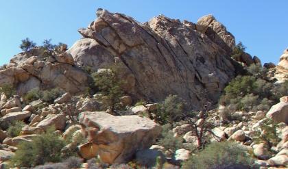 Texas Rock Joshua Tree NP 3DA 1080p DSCF1399