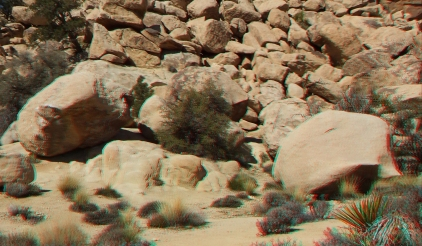 Tilt-o-Meter Boulder Joshua Tree NP 1080p 3DA DSCF5451