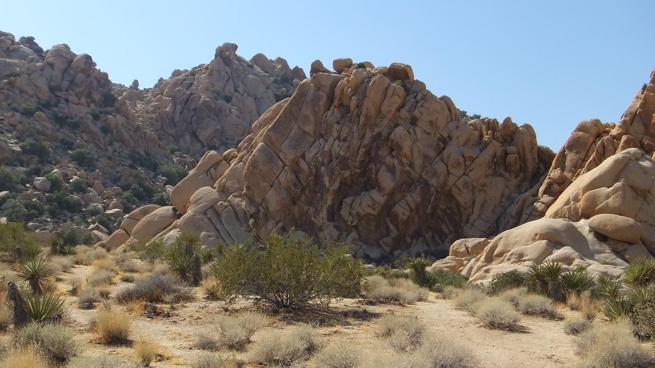 Apparition Rock