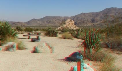 Indian Cove Short Wall campsites 3DA 1080p DSCF6503