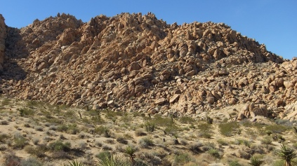 Indian Cove Forgotten Canyon DSCF7129