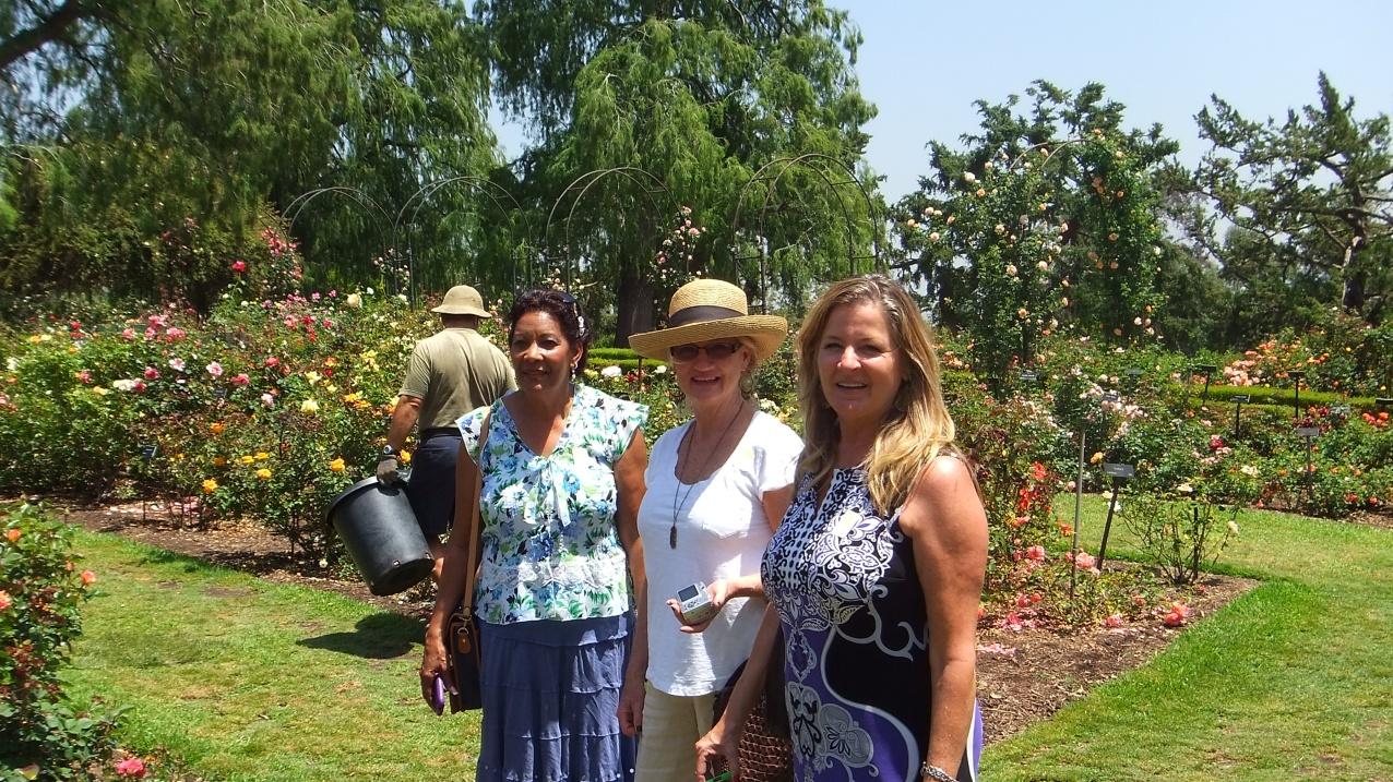 Huntington Rose Garden DSCF0306