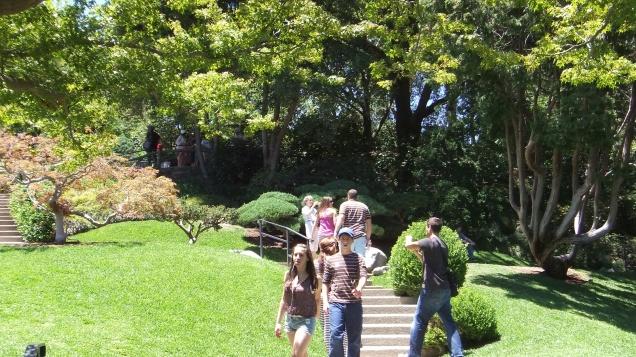 Huntington Japanese Garden DSCF2180