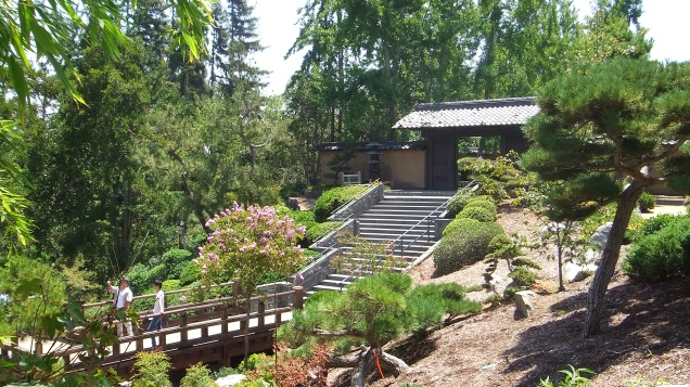 Huntington Japanese Garden DSCF3022