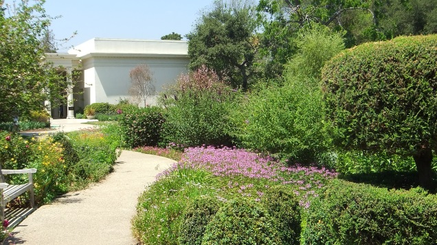 Huntington Shakespeare Garden DSCF0357