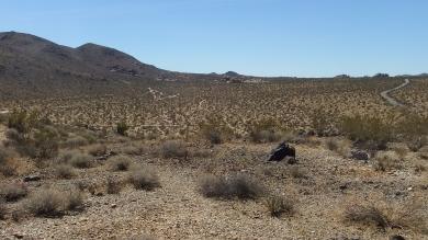 Pinto Wye Mine Site Joshua Tree NP DSCF7288