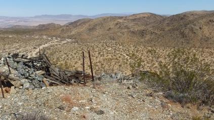 Pinto Wye Mine Site Joshua Tree NP DSCF7304