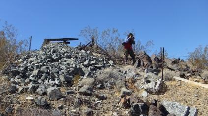 Pinto Wye Mine Site Joshua Tree NP DSCF7305