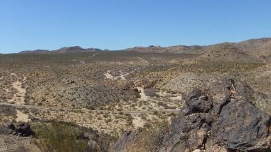 Pinto Wye Mine Site Joshua Tree NP DSCF7314