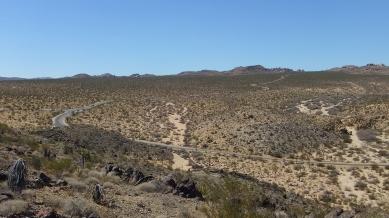 Pinto Wye Mine Site Joshua Tree NP DSCF7315