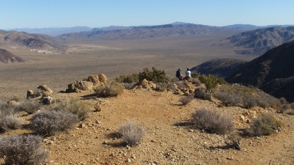 Lost Horse Mine loop trail