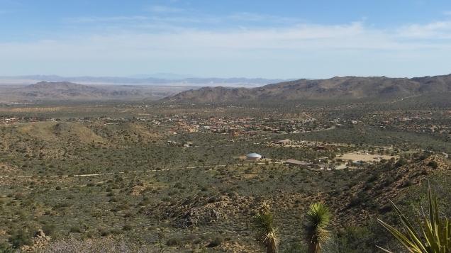 Black Rock High View Trail