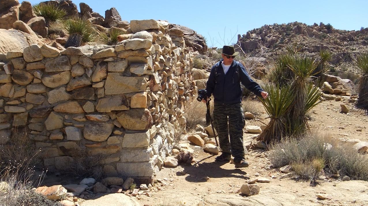 Joshua Tree NP Desert Queen Mine DSCF9419