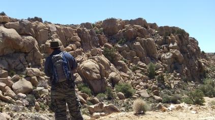 Joshua Tree NP Desert Queen Mine DSCF9430