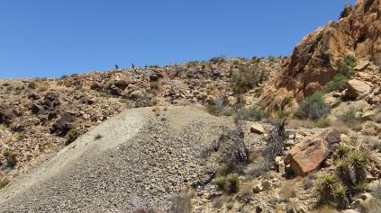 Joshua Tree NP Desert Queen Mine DSCF9481