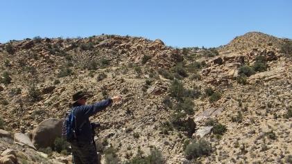 Joshua Tree NP Desert Queen Mine DSCF9486