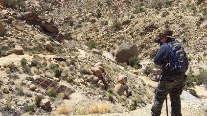 Joshua Tree NP Desert Queen Mine DSCF9489