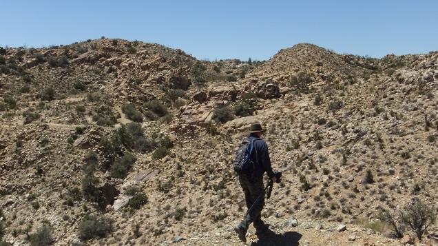 Joshua Tree NP Desert Queen Mine DSCF9494