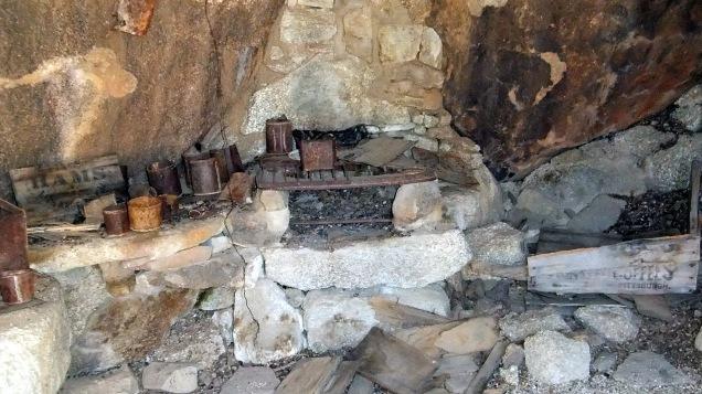 Joshua Tree NP Eagle Cliff miner cabin DSCF9643